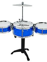 cheap -Drum Set Toy Musical Instrument Round Drum Set Jazz Drum Girls' Boys'