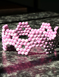 cheap -1000 pcs 5mm Magnet Toy Magnetic Balls Building Blocks Puzzle Cube Glossy Colors changing Color Changing Sports Adults' Toy Gift