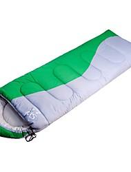 Недорогие -Спальный мешок на открытом воздухе Походы Прямоугольный 5 °C Односпальный комплект (Ш 150 x Д 200 см) Пористый хлопок С защитой от ветра Сохраняет тепло Износостойкость Осень Зима для