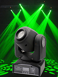 cheap -U'King Disco Lights Party Light LED Stage Light / Spot Light 9/11 DMX 512 / Master-Slave / Sound-Activated 30 W For Home / Outdoor / Party White for Dance Party Wedding DJ Disco Show Lighting