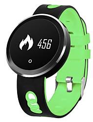 Недорогие -Умный браслет JSBP-Q7 для Android 4.4 / iOS Измерение кровяного давления / Показ времени / Работает с системами iOS и Android. / Педометры / Контроль APP / Таймер / Напоминание о звонке