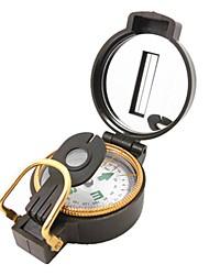 cheap -Compasses Outdoor Compass ABS Camping / Hiking Outdoor Exercise Camping / Hiking / Caving Traveling Trekking 1 pcs Black