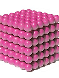 cheap -216 pcs Magnet Toy Magnetic Balls Building Blocks Puzzle Cube Magnetic Cat Eye Glossy Color Changing Sports Adults' Toy Gift