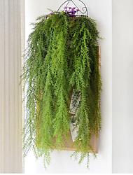 abordables -fleurs artificielles 1 branche plantes de style pastoral fleur de table fleur de mariage décoration de maison
