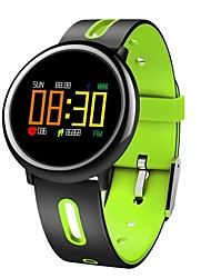 cheap -JSBP hb08 Men Smart Bracelet Smartwatch Android iOS Bluetooth APP Control Blood Pressure Measurement Time Display Works with iOS and Android system. Pedometers Pulse Tracker Timer Pedometer Call