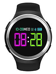 cheap -Smartwatch for iOS / Android Heart Rate Monitor / Calories Burned / Exercise Record / Call Reminder / APP Control Pedometer / Call Reminder / Sleep Tracker / Sedentary Reminder / Find My Device