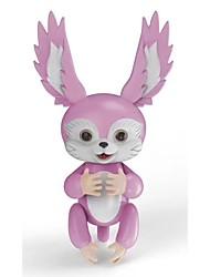 Недорогие -Электронные домашние животные Rabbit Классика Smart С электроприводом голос Детские Взрослые Игрушки Подарок / умный