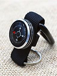 cheap -Compasses Gold-Plated Directional Metalic Camping / Hiking Camping / Hiking / Caving Trekking Black