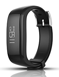 cheap -P6 Smart Wristband Bluetooth Fitness Tracker Support Notify/ Heart Rate Monitor/Distance Measurement Waterproof Sports Smartwatch Compatible Samsung/ Android/iPhone