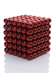 cheap -216 pcs Magnet Toy Magnetic Blocks Magnetic Balls Building Blocks Super Strong Rare-Earth Magnets Neodymium Magnet Stress Reliever Artistic Glossy Adults' Boys' Girls' Toy Gift