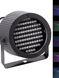 cheap -U'King Disco Lights Party Light LED Stage Light / Spot Light / LED Par Lights DMX 512 / Master-Slave / Sound-Activated 25 W Party / Stage / Wedding Professional Red Blue Green for Dance Party Wedding