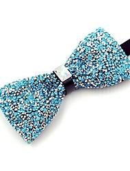 cheap -Men's Vintage / Party Bow Tie - Crystal / Rhinestone