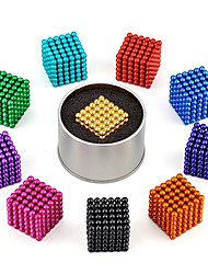 cheap -216 pcs Magnet Toy Magnetic Balls Super Strong Rare-Earth Magnets Classical Stress and Anxiety Relief Focus Toy Office Desk Toys Relieves ADD, ADHD, Anxiety, Autism DIY Toy Gift