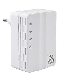cheap -wifi extender repeater 300Mbps 2.4GHz Wifi Range Extender AD-607U
