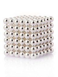 cheap -216 pcs 3mm Magnet Toy Magnetic Balls Building Blocks Super Strong Rare-Earth Magnets Neodymium Magnet Puzzle Cube Magnetic Cat Eye Glossy Sports Adults' Boys' Girls' Toy Gift