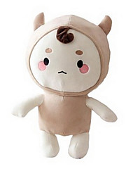 cheap -1 pcs Stuffed Animal Stuffed Goblin Toy Plush Toys Plush Dolls Stuffed Animal Plush Toy Cow Cute For Children Cloth Imaginative Play, Stocking, Great Birthday Gifts Party Favor Supplies Girls' Kid's