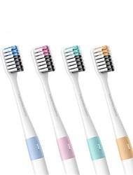 Недорогие -xiaomi doctorb глубокая чистка зубной щетки - 4шт - белый xiaomi экологический продукт цепи