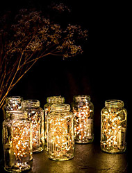 cheap -LED Light Plastics / Plastic / PCB+LED Wedding Decorations Wedding / Party / Evening Holiday / Fairytale Theme / Fantacy All Seasons