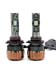 cheap -SO.K 2pcs Car Light Bulbs Integrated LED 2 Headlamps For All years