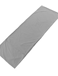 cheap -Camping Sleeping Bag Liner Outdoor Camping Rectangle 26 °C Single Synthetic Wear Resistance Autumn / Fall Spring for Camping / Hiking Camping / Hiking / Caving