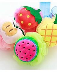 cheap -Fresh Style Bath Towel, Fruit Superior Quality Natural Sponges Dobby Towel