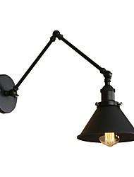 abordables -Antireflet / Style mini Rétro / Vintage / Traditionnel / Classique Lumières de bras oscillant Bureau / Bureau de maison / Magasins / Cafés