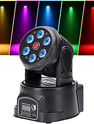 cheap -U'King Disco Lights Party Light Laser Stage Light / LED Stage Light / Spot Light DMX 512 / Master-Slave / Sound-Activated 100 W Outdoor / Party / Stage Professional Multi Color for Dance Party