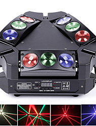 cheap -U'King LED Stage Light / Spot Light DMX 512 Master-Slave Sound-Activated Auto Music-Activated 60 for For Home Club Wedding Stage Party