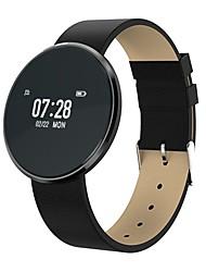 Недорогие -Умный браслет YY-B10 для Android 4.0 / IOS 7 Израсходовано калорий / Педометры / Напоминание о сообщении / Напоминание о звонке / Контроль APP / Таймер / Секундомер / Датчик для отслеживания сна