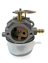 cheap -Replacement Carburetor Carb Assembly w/Gasket for Tecumseh 640349 HMSK80 HMSK85 HMSK90 LH318SA LH358SA Snowblower