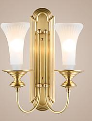 cheap -ZHISHU Mini Style Retro / Vintage / Country Wall Lamps & Sconces Living Room / Bedroom Metal Wall Light IP20 110-120V / 220-240V 5W
