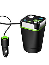 cheap -A28 Bluetooth 4.0 Bluetooth Car Kit Bluetooth / FM Transmitters / Charger Kit Universal