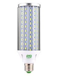 abordables -1pc 60 W Bombillas LED de Mazorca 5900-6000 lm E26 / E27 T 160 Cuentas LED SMD 5730 Luz LED Decorativa Blanco Fresco 85-265 V