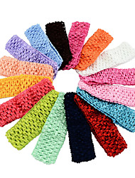 cheap -Headbands Hair Accessories Elastic Wigs Accessories Women's 18 pcs cm Daily Daily Wear Classic High Quality