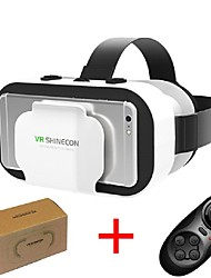 cheap -VR SHINECON 5.0 Glasses Virtual Reality 3D Glasses for 4.7 - 6.0 Inch Phone with Controller
