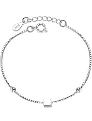 cheap -Women's Chain Bracelet Ball Fashion Alloy Bracelet Jewelry Silver For Daily Formal