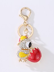 cheap -Keychain Casual Fashion Ring Jewelry Red / Blue / Pink For Daily School