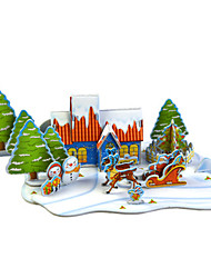 cheap -Model Building Kit Holiday Lovely / Exquisite / Hand-made Soft Plastic 1 pcs Contemporary / Cartoon Kid's / Adults' Gift