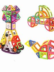 cheap -Magnetic Blocks Magnetic Tiles Building Blocks Building Bricks 231 pcs Architecture Building Toys Boys' Girls' Toy Gift / Kid's