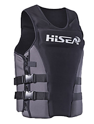 cheap -HISEA® Life Jacket Lightweight Materials Neoprene Swimming Diving Snorkeling Top for Adults / Stretchy / Solid Colored / Sleeveless