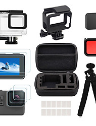 cheap -Sports Action Camera Outdoor Bumper Portable 1 pcs For Action Camera Gopro 6 Gopro 5 Camping / Hiking Outdoor Exercise Camping / Hiking / Caving Composite PC / Multi-function