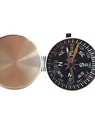 cheap -Compasses Outdoor Compass Aluminum Alloy Camping / Hiking Outdoor Exercise Camping / Hiking / Caving Traveling Silver