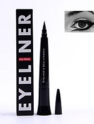 abordables -Eyeliner Accessoires de Maquillage Facile à transporter Maquillage 1 pcs ABS Eyeliner Quotidien Maquillage Quotidien / Maquillage d'Halloween / Maquillage de Fête Longue Durée Séchage rapide