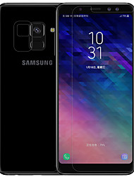 cheap -Nillkin Screen Protector Samsung Galaxy for A8+ 2018 PET 1 pc Front & Back & Camera Lens Protector Front Screen Protector Anti Glare
