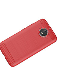 cheap -Case For Motorola Moto Z2 play / Moto Z / Moto Z Force Ultra-thin Back Cover Solid Colored Soft TPU / Moto G5 Plus / Moto G4 Plus