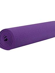 cheap -Yoga Mat 173.0*61.0*0.6 cm Odor Free Eco-friendly Sticky Non Toxic PVC(PolyVinyl Chloride) Quick Dry Non Slip For Yoga Pilates Exercise & Fitness Purple Orange Green