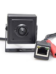 Недорогие -hqcam® 960p onvif 1/3 дюйма CMOS 1.3mp 25fps безопасность мини-ip камера cctv 3.7mm объектив наблюдения ip-камера