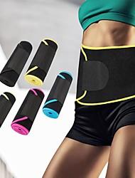 cheap -Lumbar Belt / Lower Back Support Belt Corset NEOPRENE Moisture Wicking Soft Elastic Comfy Yoga Exercise & Fitness For