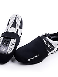 cheap -Nuckily Adults' Cycling Shoes Cover / Overshoes Waterproof Breathable Quick Dry Cycling / Bike Black Men's Cycling Shoes