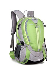 cheap -25 L Hiking Backpack Daypack Commuter Backpack Comfortable Outdoor Camping / Hiking Hiking Outdoor Exercise Nylon Orange Yellow Green